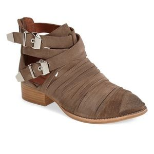 Jeffrey Campbell Nuestra Booties size 9